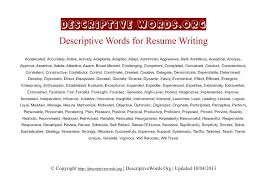 Best Resume Action Words by Action Words For Resume Writing Action Words For Finance Resumes