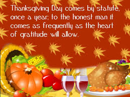inspirational thanksgiving quotes in language