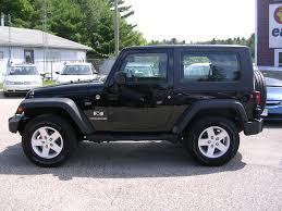 wrangler jeep black earthy cars blog earthy car of the week 2008 black jeep wrangler