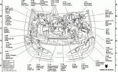 2000 ford 3 8 engine diagram 2000 car wiring diagrams info with
