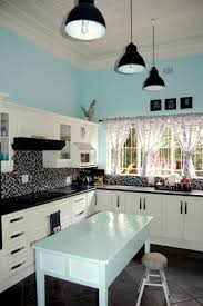 teal kitchen ideas teal black white and grey kitchen for the house pinterest