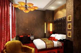 chambre bouddha visite en avant première du futur hôtel buddha bar