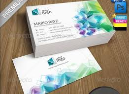 professional cool and modern business cards templates designs