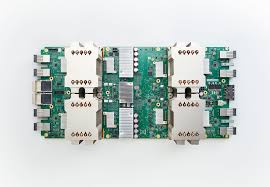Google Pod by Google Launches Powerful New Cloud Tpu Machine Learning Chips For