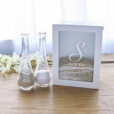 Sand For Wedding Unity Vase Cathys Concepts Wedding Unity Sand Ceremony Shadow Box Set