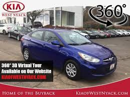 2012 hyundai accent gls for sale hyundai accent 2012 in bronx island nyc ny eastchester