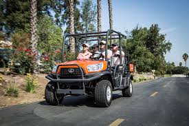 kubota revolutionizes comfort and cargo with the new rtv x1140 u0027k