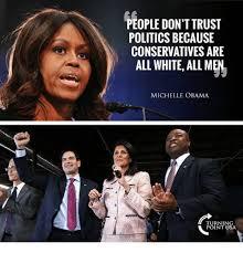 Michelle Obama Meme - becoming november 13 2018 michelle obama meme on conservative memes