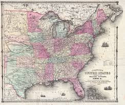 Map Of Usa Showing States by Union American Civil War Wikipedia Virginia In The American Civil