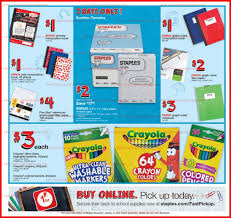 staples black friday online when start staples ad scan for 7 30 to 8 5 17 back to deals