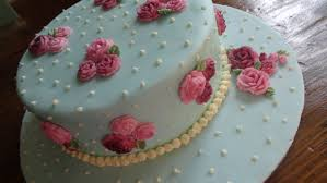 shabby chic rose cake how to youtube