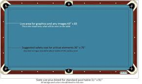 what are the dimensions of a pool table pool table standard agr las vegas