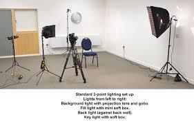dvuser how to light shoot interviews for tv