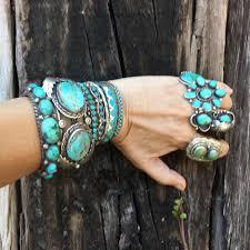 vintage turquoise bracelet images Vintage turquoise channel inlay cuff bracelet native american jpg
