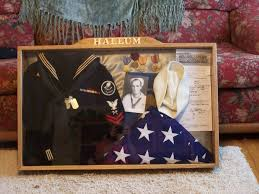 20 shadow box ideas and creative displaying meaningful