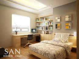 simple interior of small bedroom for your interior design for home