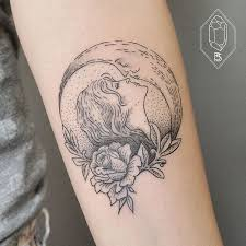 35 stunning sun and moon tattoos