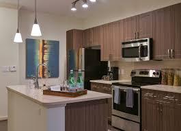 kitchen islands atlanta encore clairmont in kitchen with stainless steel