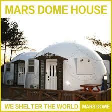 china geodesic dome house shape prefabricated homes buy china