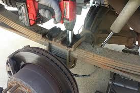 carli king performance 2 5 dodge ram suspension install