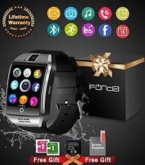 android phone unlocked bluetooth smart with waterproof smartwatch touch