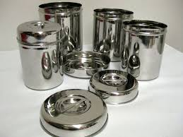 kitchen canisters stainless steel kitchen canister sets stainless steel home design ideas choose