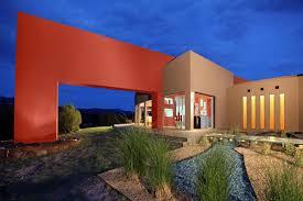 Santa Fe Style House Santa Fe U0027s Colorful Homes