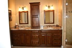Handmade Bathroom Cabinets - master bath vanity traditional bathroom nashville by erin