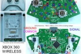 xbox 360 controller usb wiring diagram wiring diagram