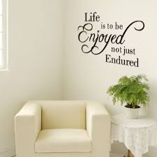 decoration sticker wall picture more detailed about life life inspiration quotes wall sticker sayings and phrase decal vinyl art removbale stickers home