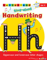 sing along handwriting book by letterland issuu