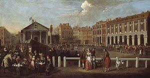 The Rock Garden Covent Garden Covent Garden