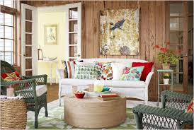 Country Living Room Home Design Ideas - Country designs for living room