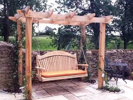 Free Standing Canopy Patio Patio Furniture 49 Striking Patio Swing And Stand Images Ideas