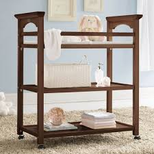 Graco Changing Table Pad Graco Dressing Table In Walnut Free Shipping 109 00