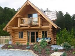log cabin home designs home architecture small house plans loft building with and