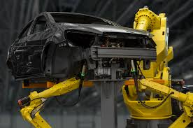 reinventing automotive assembly with robots
