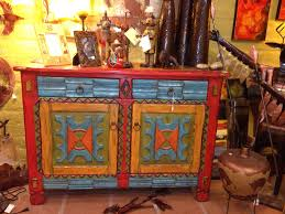southwestern kitchen cabinets painted cabinet in tubac az painted furniture u0026 accessories