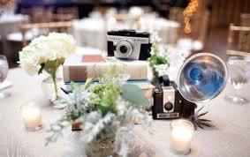Wedding Centerpieces 22 Vintage Camera Wedding Centerpieces Weddingomania