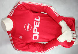 opel red adidas bayern mnchen jersey 10 thon laudrup 1989 91 opel red home