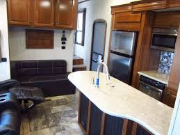 Crossroads Country Kitchen 2015 Crossroads Redwood Cypress 38bhr Fifth Wheel Coldwater Mi