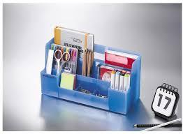 Desk Pencil Holder Office Pen Pencil Holder Paper Letter Statonary Storage Desk