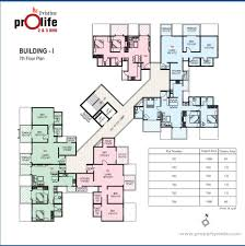 sony centre floor plan pristine prolife wakad pune propertywala com