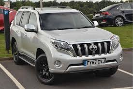 used toyota land cruiser for sale listers