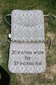 25 creative patio furniture cushions ideas on pinterest
