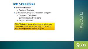 Hadoop Admin Jobs In Singapore Data Administration In Sas Marketing Automation How To Tutorials