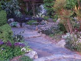 of house maintenance landscaping sedum landscape ideas for front