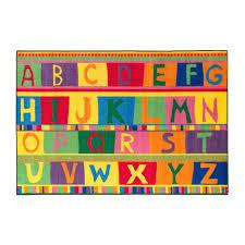 Kids Carpets Flagship Carpets Abc Tapestry Kids Rug U0026 Reviews Wayfair