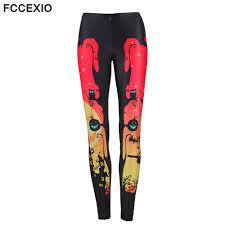 skeleton leggings spirit halloween popular ghost leggings buy cheap ghost leggings lots from china