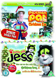 5 99 guess jess postman pat christmas double pack dvd
